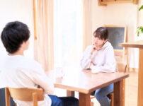 夫婦の言い争い